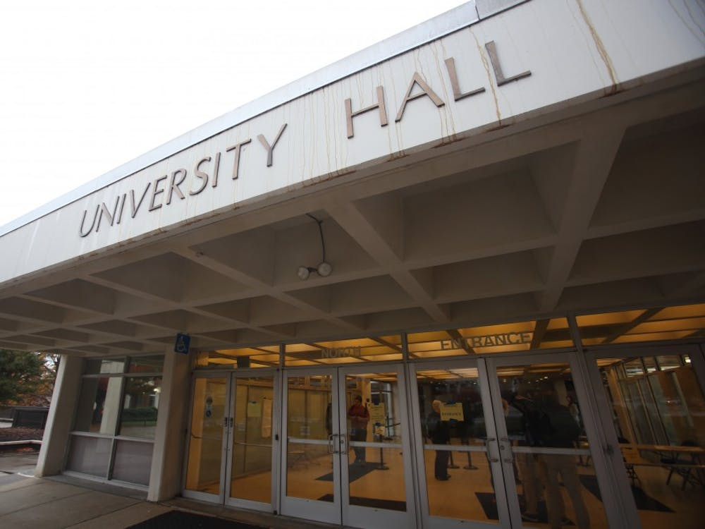 U-Hall has been out of use since 2015 and is slated for demolition during this summer mainly due to the popularity of the John Paul Jones Arena.
