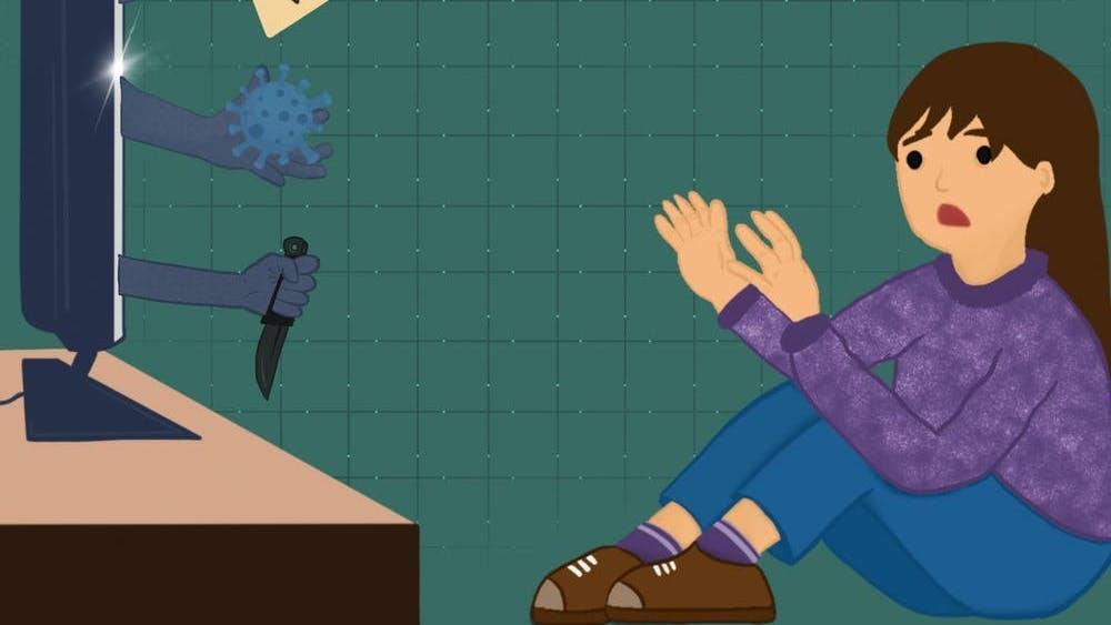 恐怖电影帮助人们在安全、可控的环境中体验恐惧。