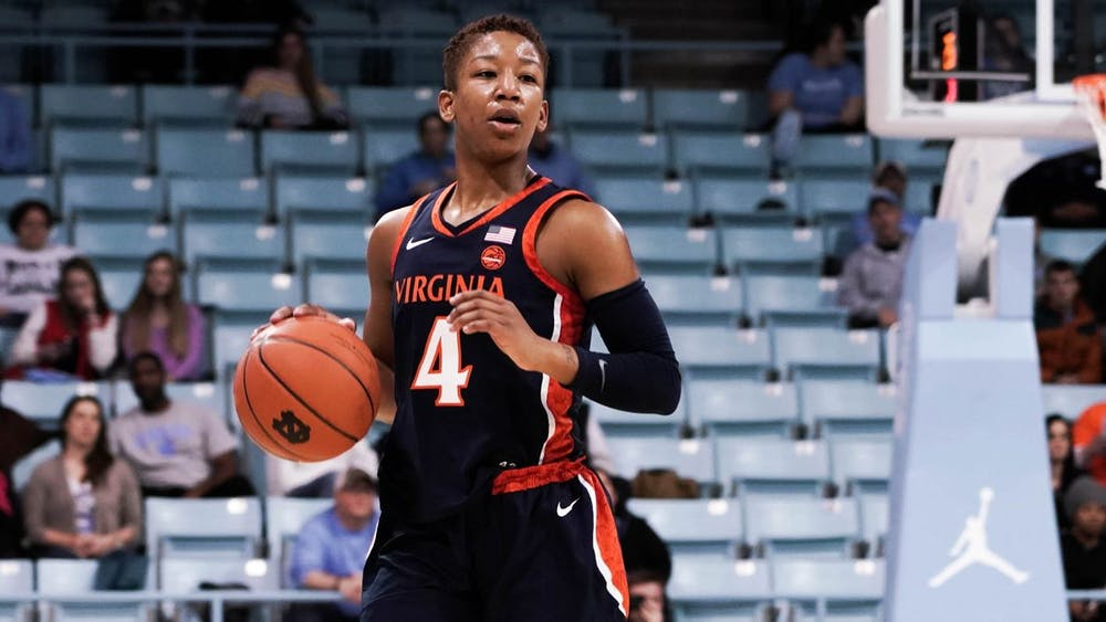 <p>Senior guard Dominique Toussaint scored 16 points with six rebounds in the Cavaliers' loss to North Carolina Sunday.</p>