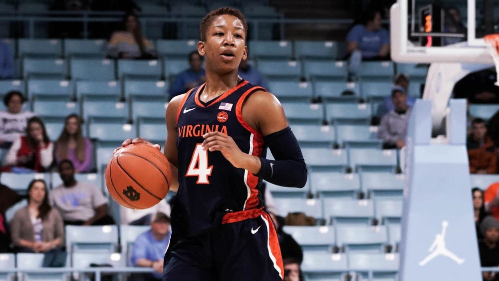 Senior guard Dominique Toussaint scored 16 points with six rebounds in the Cavaliers' loss to North Carolina Sunday.
