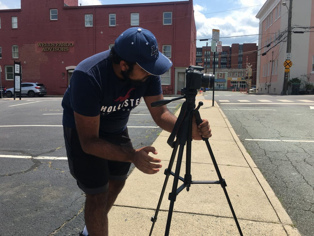 <p>As a fourth-year Continuing and Professional Studies student at the University, Chharia has ignited his excitement for film production and shows no signs of stopping on his journey.</p>