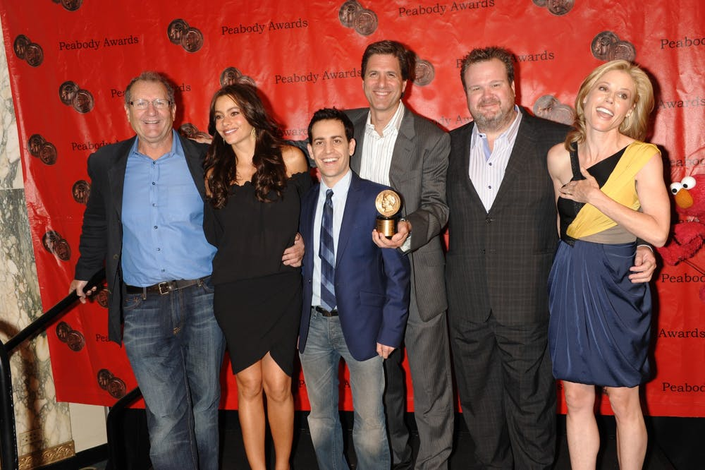 <p>The cast of the award-winning series 'Modern Family' wrapped up the final season with a sentimental goodbye episode</p>