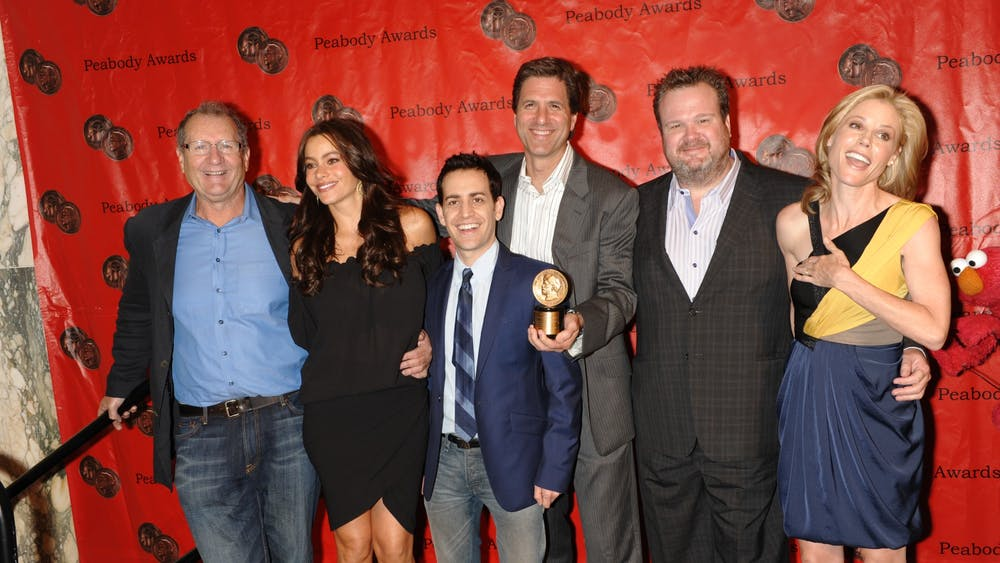 The cast of the award-winning series 'Modern Family' wrapped up the final season with a sentimental goodbye episode