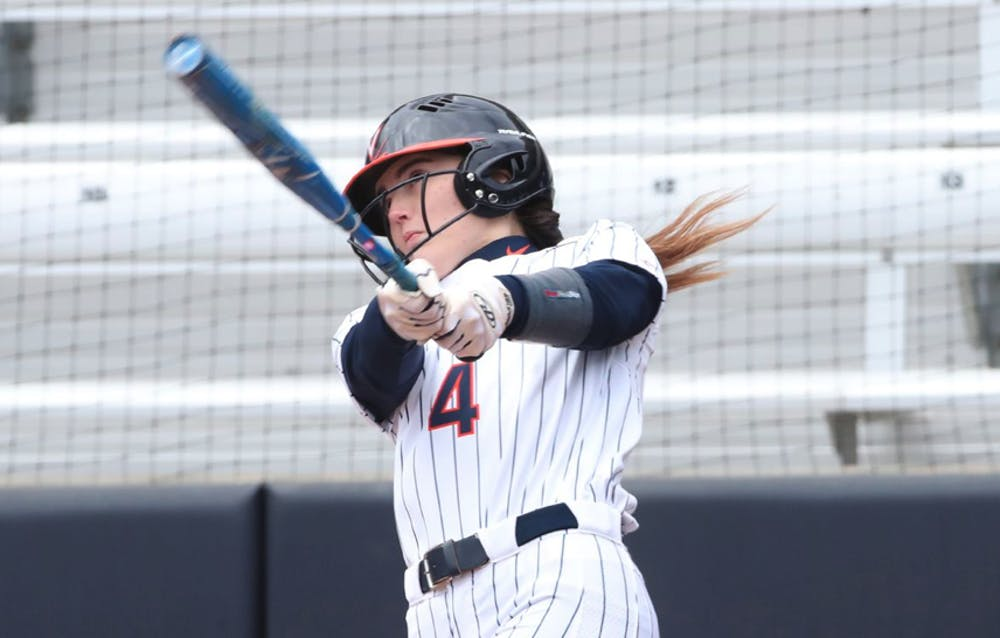 <p>Virginia softball now sits at 6-5 on the season with a tough conference stretch on the horizon.</p>