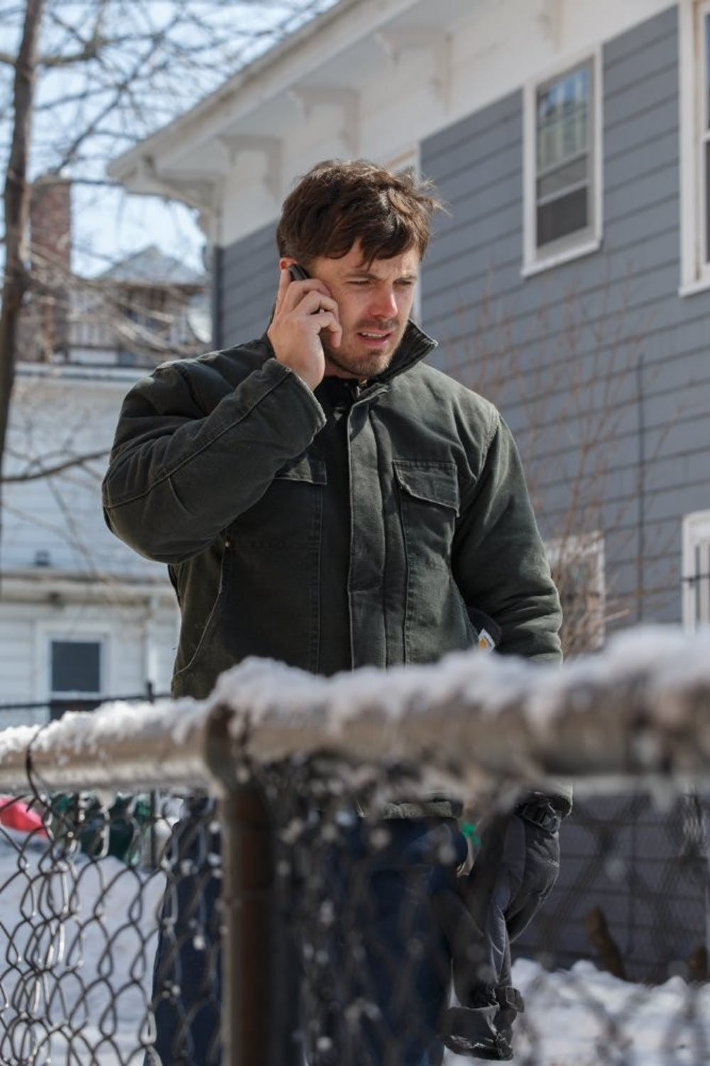 """<p>Casey Affleck's performance in """"Manchester by the Sea"""" is haunting and memorable.</p>"""