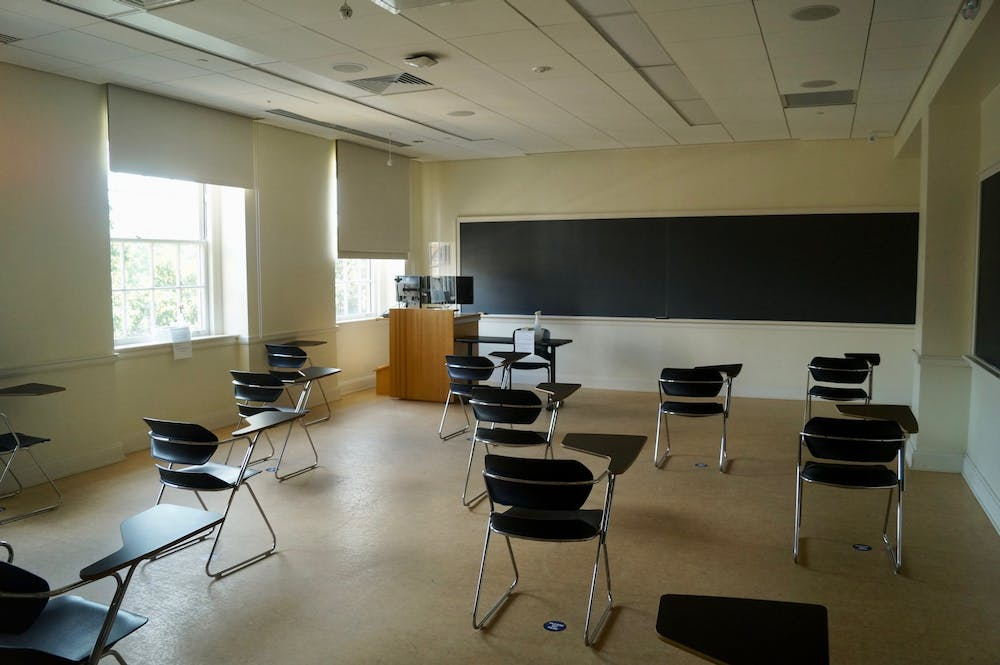 <p>During a normal semester, students tend to capitalize on the physical proximity of professors in their classrooms, arriving to lecture a few minutes early or lingering after to chat. &nbsp;&nbsp;&nbsp;&nbsp;&nbsp;&nbsp;&nbsp;&nbsp;&nbsp;&nbsp;&nbsp;&nbsp;&nbsp;&nbsp;&nbsp;&nbsp;&nbsp;&nbsp;&nbsp;&nbsp;&nbsp;&nbsp;&nbsp;&nbsp;&nbsp;&nbsp;&nbsp;&nbsp;&nbsp;&nbsp;</p>