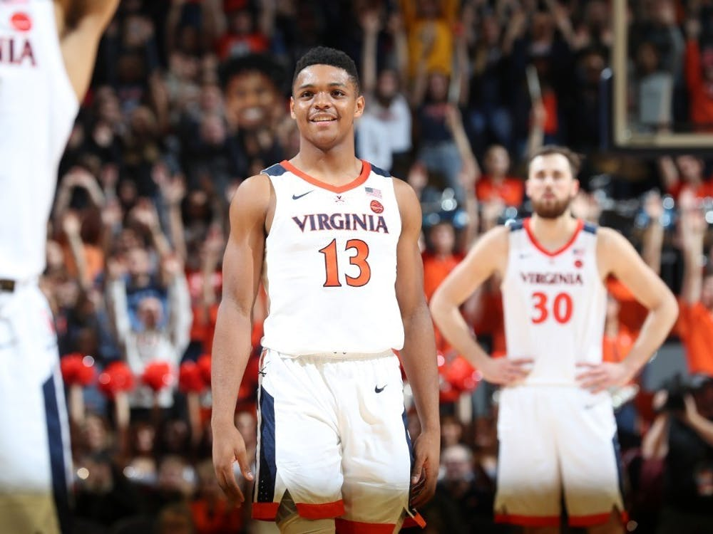 Freshman guard Casey Morsell ignited on offense, leading Virginia with 19 points and guiding the team to victory late in the game.