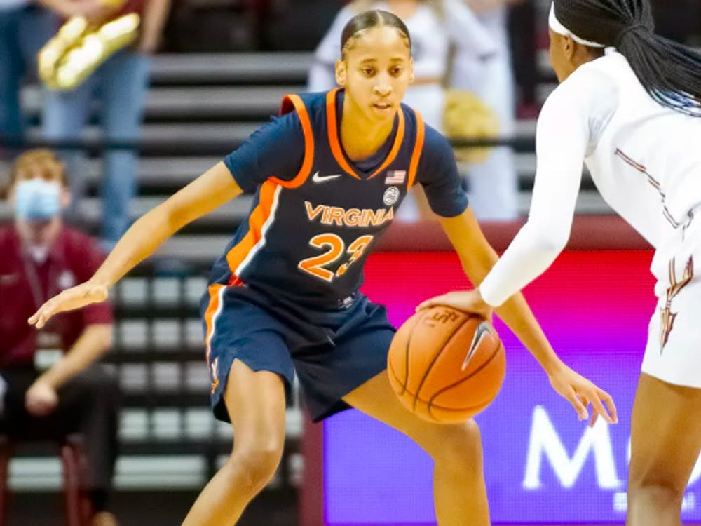 While Virginia has fallen behind this season with five consecutive losses, sophomore guard Amandine Toi has been a major contributor on the court, scoring a game-high 23 points with five three-pointers against Clemson Thursday.