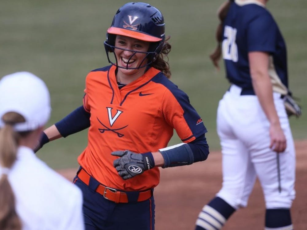 The softball team had two walk-off victories in the series against Pittsburgh.