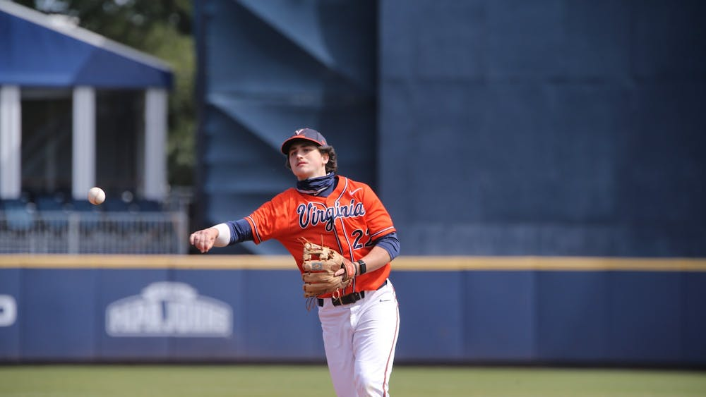 Although the team was unable to produce a win against Notre Dame, Virginia freshman infielder Jake Gelof had a big weekend u2014 recording his first collegiate hit and start.