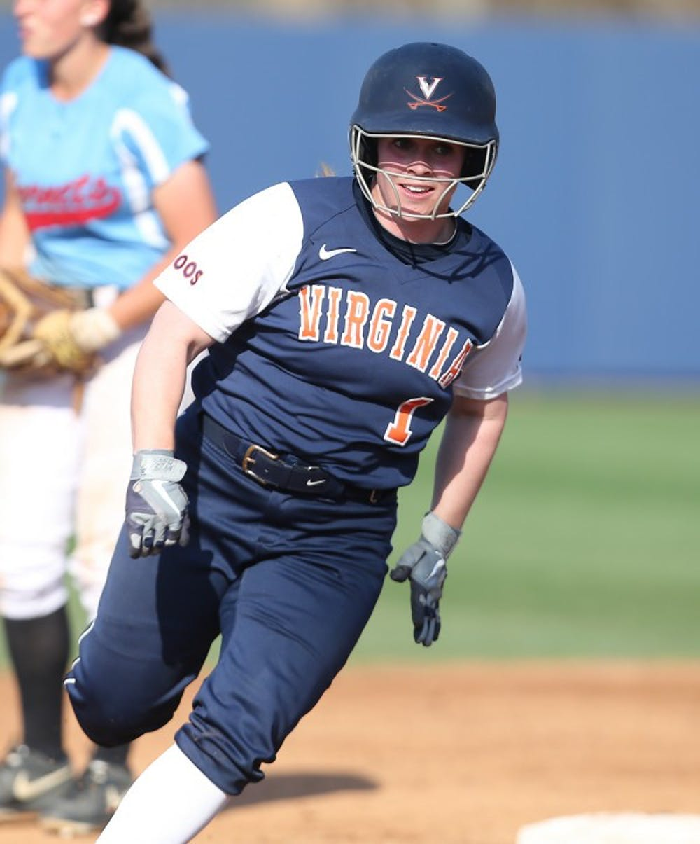 <p>Senior second baseman Marcy Bowdren leads the Virginia softball team with a .321 batting average and a .566 slugging percentage. The Cavalier bats have been mostly cold this year but showed signs of thawing out in last Thursday&#8217;s doubleheader against Fordham. </p>