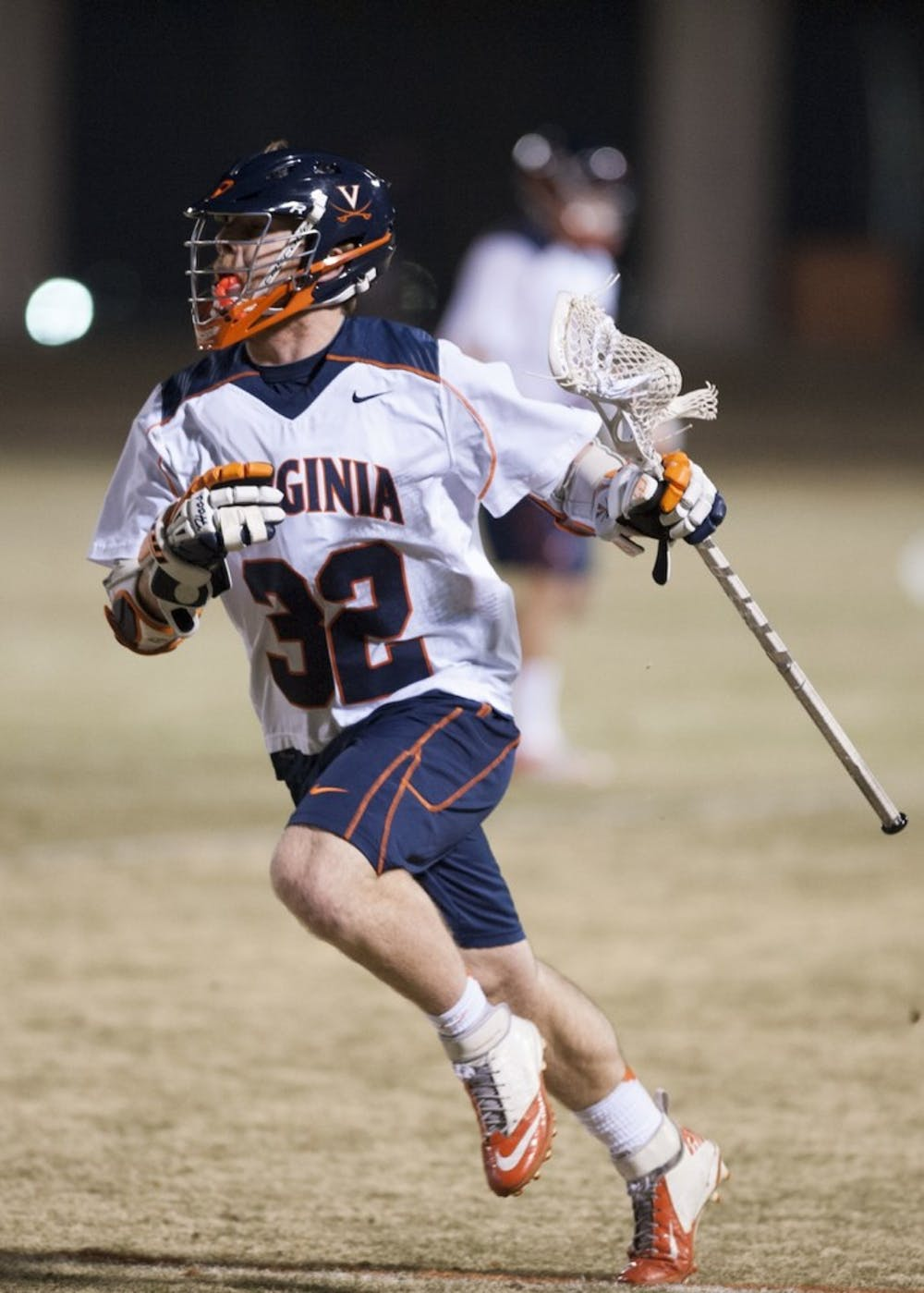 <p>Sophomore attackman James Pannell scored a career-high seven goals Saturday to lead the No. 4 Cavaliers to a 17-12 win against No. 8 Syracuse.</p>