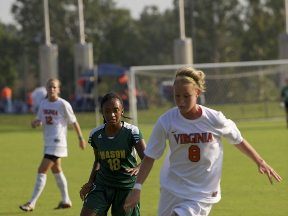 Senior midfielder Julia Roberts aims to conclude her collegiate career by earning the women's soccer  program's first ever NCAA national championship.