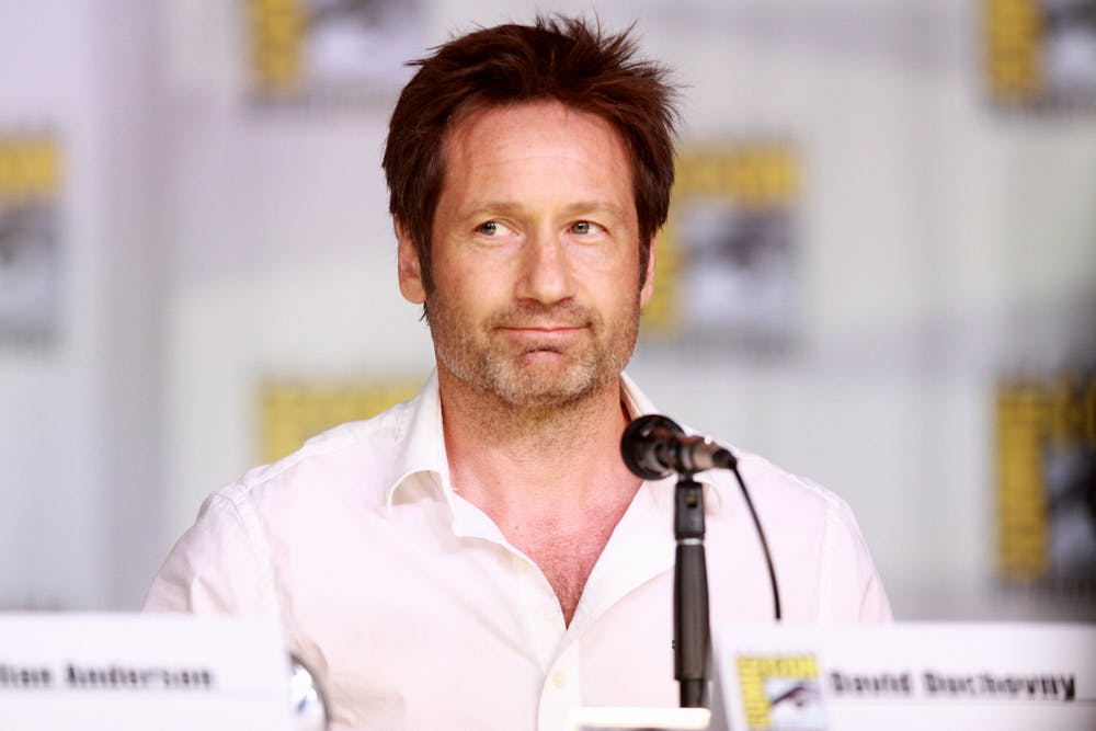 "<p>Actor David Duchovny is one of the more well-known of the cast of ""The Craft: Legacy""</p>"