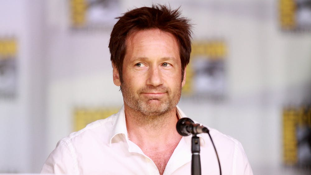 "Actor David Duchovny is one of the more well-known of the cast of ""The Craft: Legacy"""