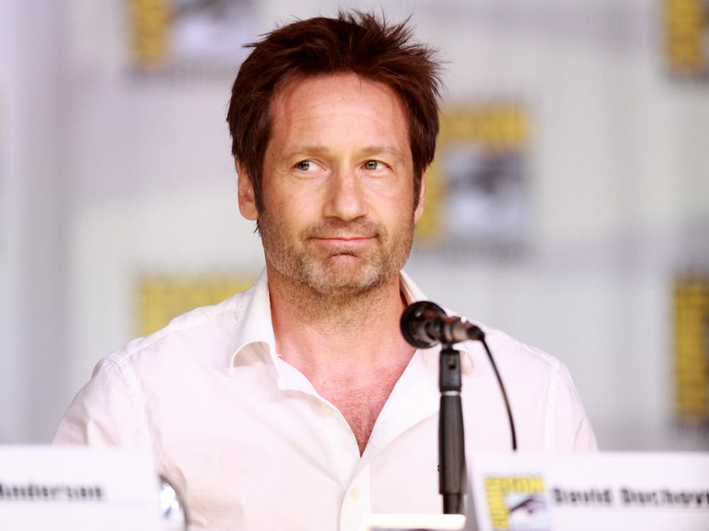 """Actor David Duchovny is one of the more well-known of the cast of """"The Craft: Legacy"""""""