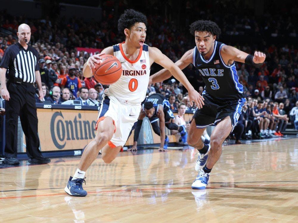 "<p>Junior guard Kihei Clark is one of the ""elder statesmen"" on a Virginia team that hopes to satisfy high preseason expectations.&nbsp;</p>"