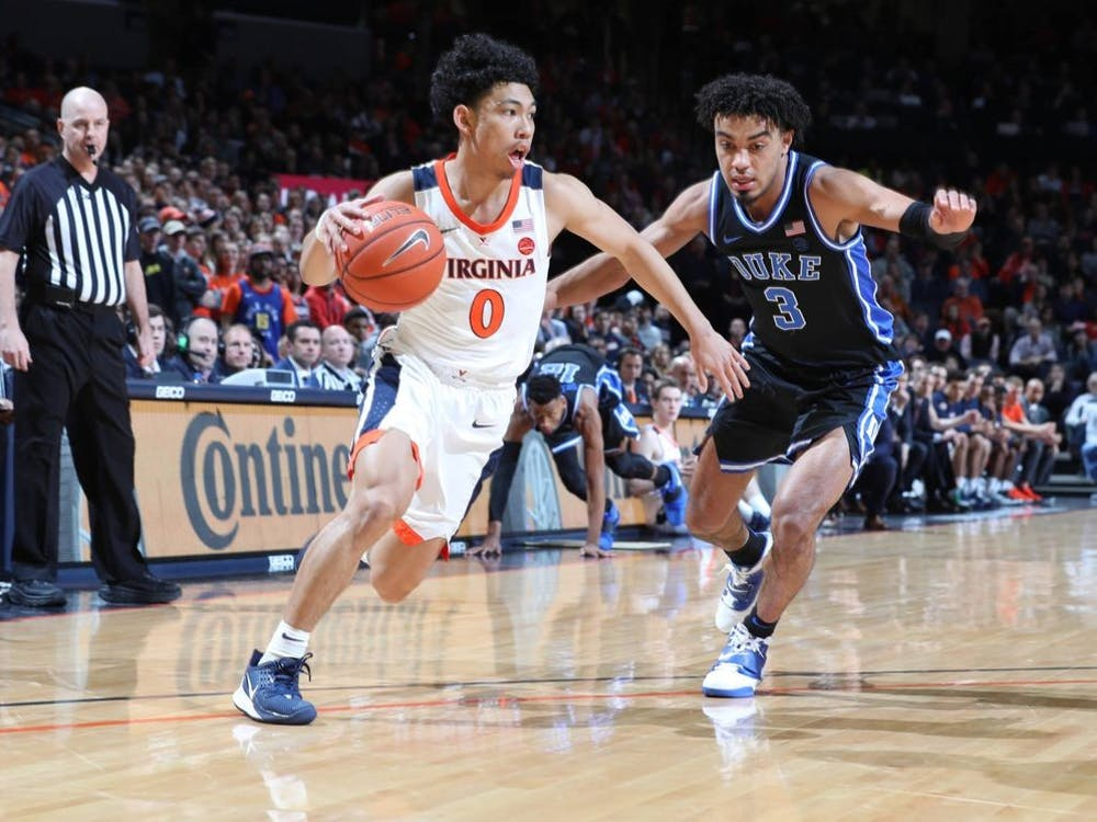 "Junior guard Kihei Clark is one of the ""elder statesmen"" on a Virginia team that hopes to satisfy high preseason expectations."