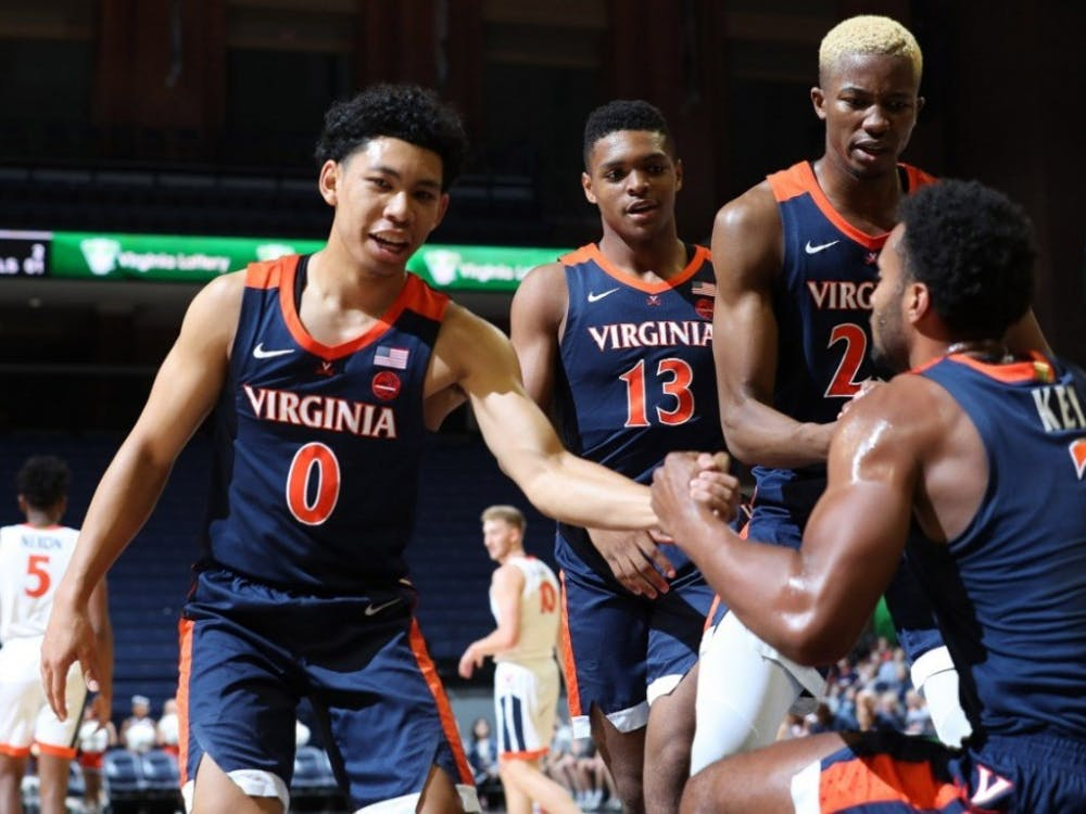 With a tough schedule featuring three top-ten opponents, Virginia looks to rely heavily not only on seasoned veterans like senior guard Braxton Key and senior forward Mamadi Diakite, but also newcomers like freshman guard Casey Morsell.