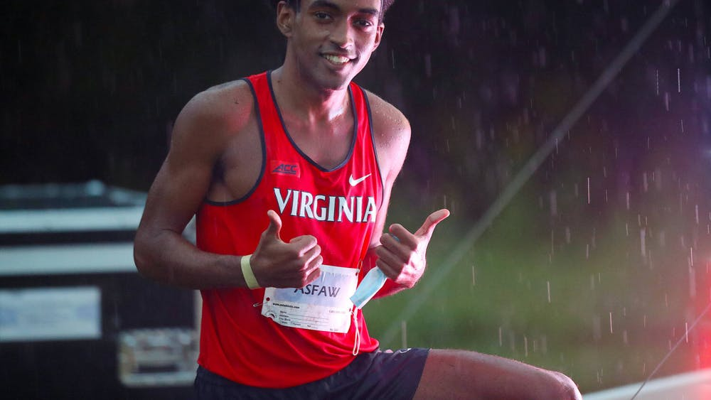 Asfaw is the first male ACC athlete to earn the honor since Syracuse's Justyn Knight in 2017.