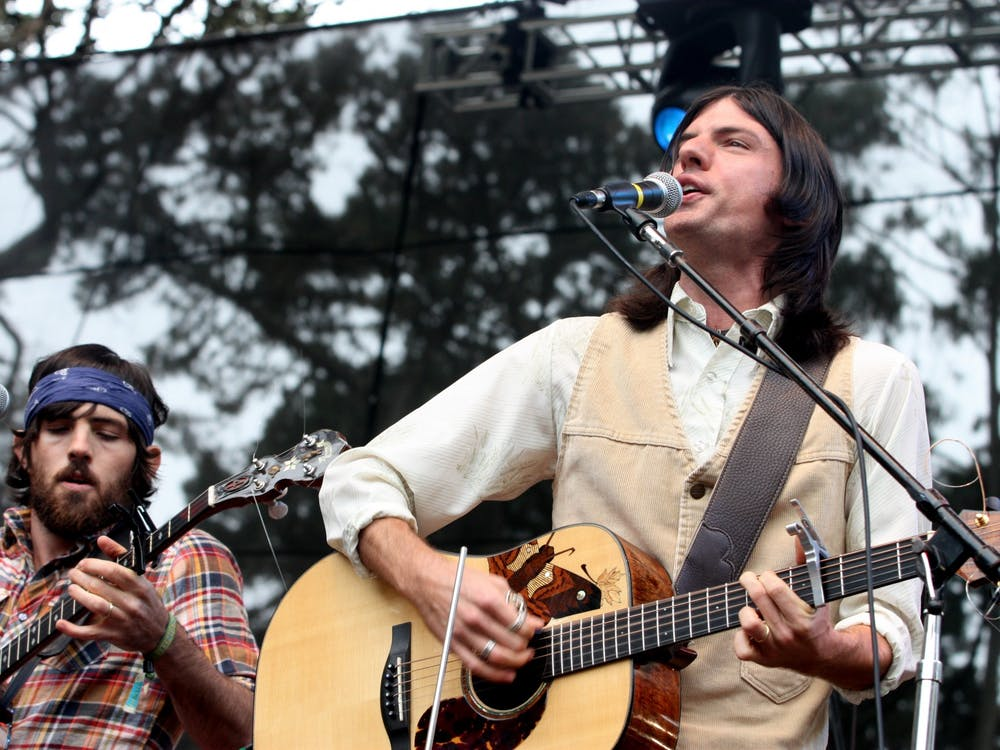 Brothers Scott and Seth Avett have performed together as The Avett Brothers for over ten years.