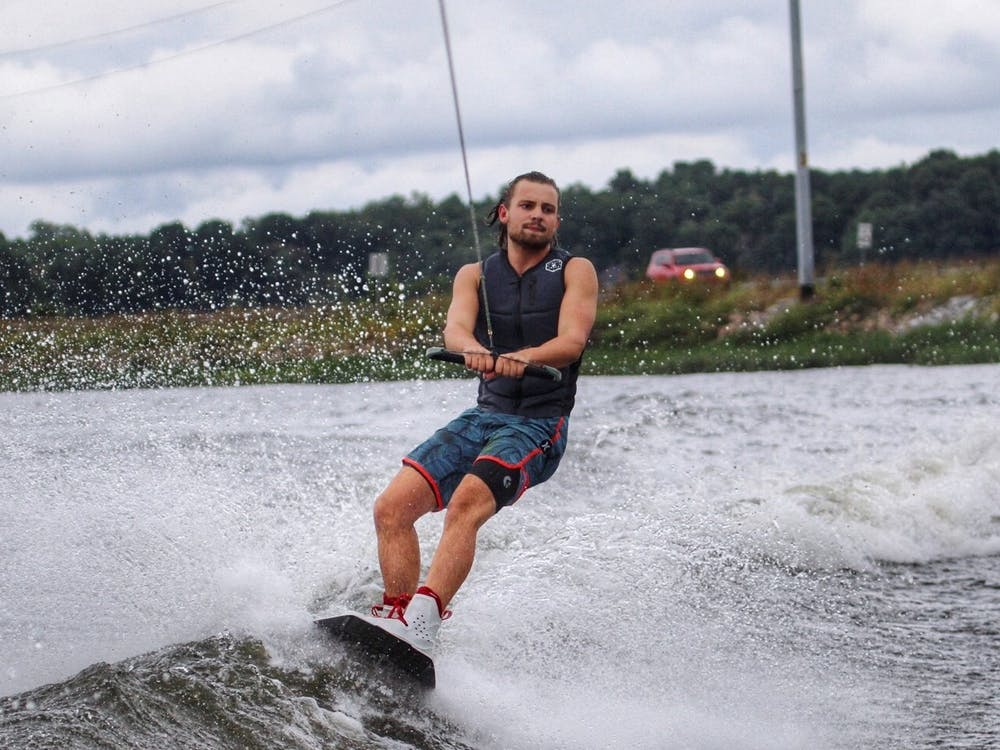 Graham was first exposed to wakeboarding at an early age by his father and hasn't looked back since.