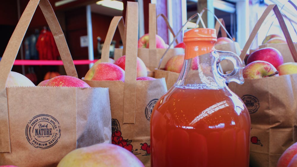 Apple cider is a staple of the fall season and it is so much more than a beverage. It is versatile, it is tasty, it is nutritious — sort of.
