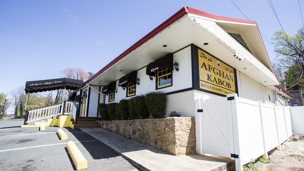 Afghan Kabob opened in Charlottesville in 2009.