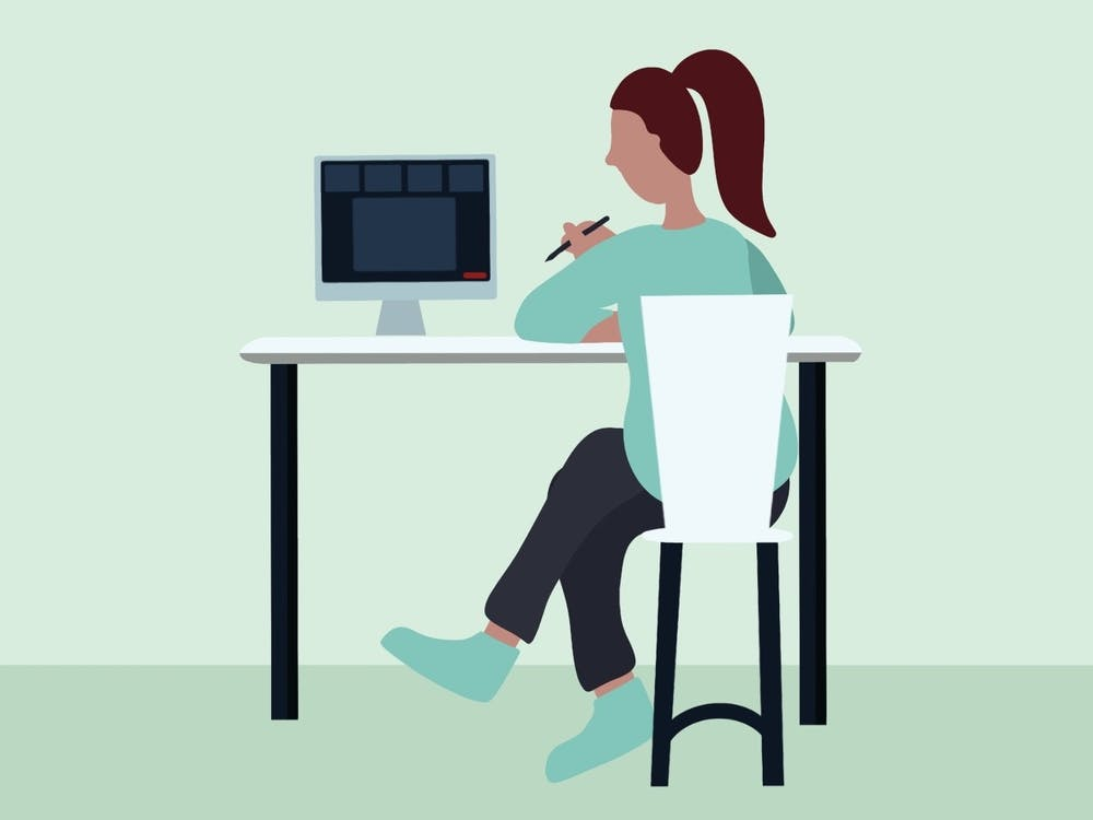 For many students and professors at the University, having asynchronous lectures for synchronous classes can make it more difficult to distinguish between synchronous and asynchronous classes, as pre-recorded lectures are typically associated with asynchronous formatting.