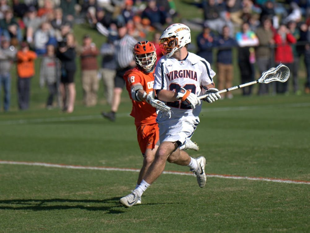 Junior midfielder Ryan Conrad's presence and face-off abilities have been missed since his injury in the March 4 game against Syracuse.