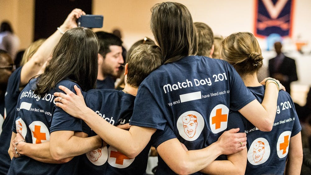 Fourth-year Medical students across the country learned where they were placed for residency on Match Day this past Friday.