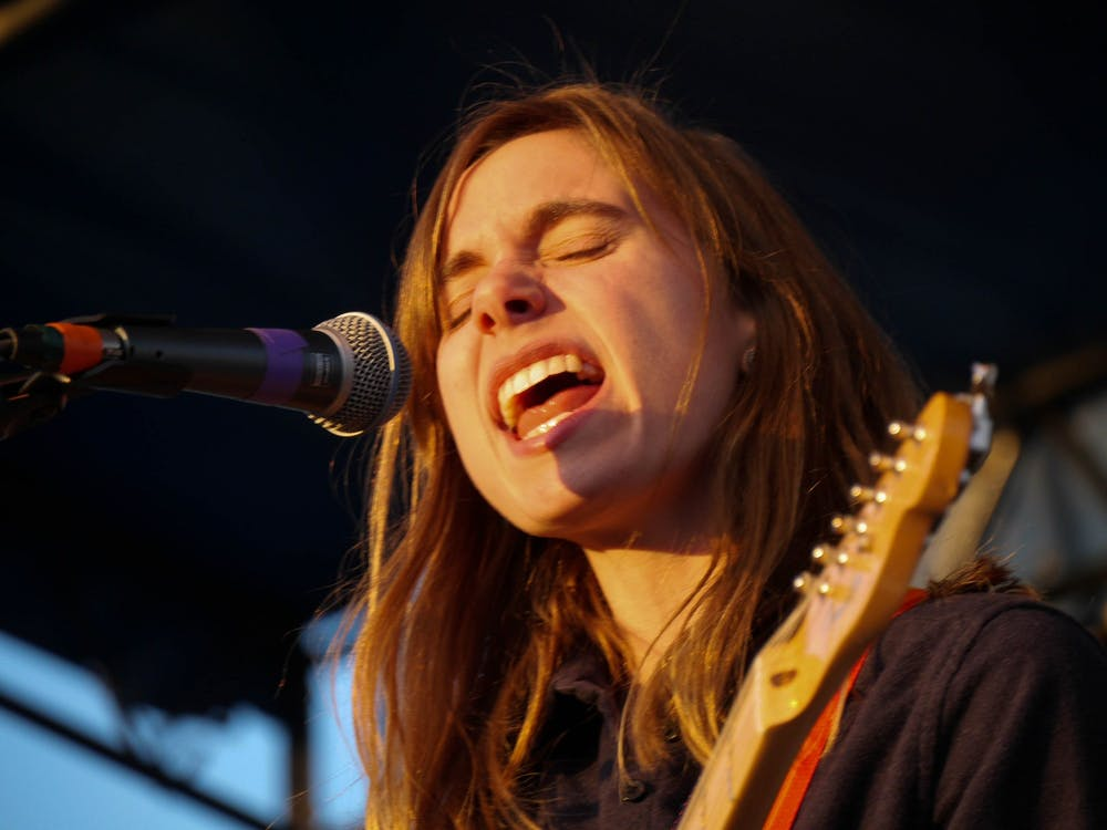 "<p>Julien Baker released her newest album, ""Little Oblivions,"" on Feb. 26.</p>"