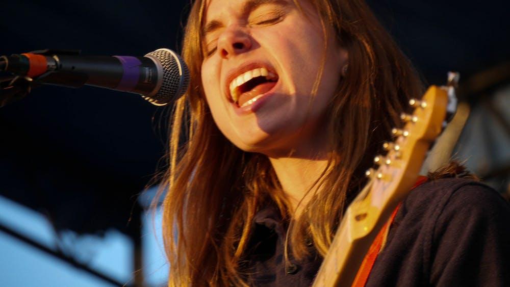"Julien Baker released her newest album, ""Little Oblivions,"" on Feb. 26."