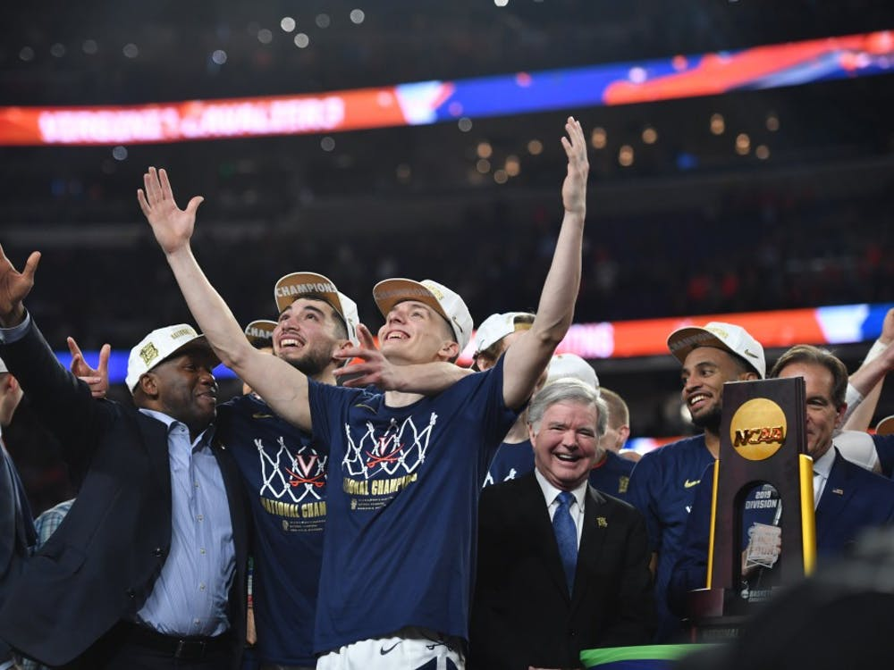 The Virginia Cavaliers won the first-ever National Championship in school history Monday night.
