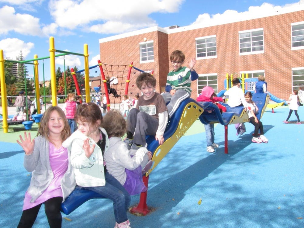 <p>Being cooped up inside poses a number of health risks for children.</p>