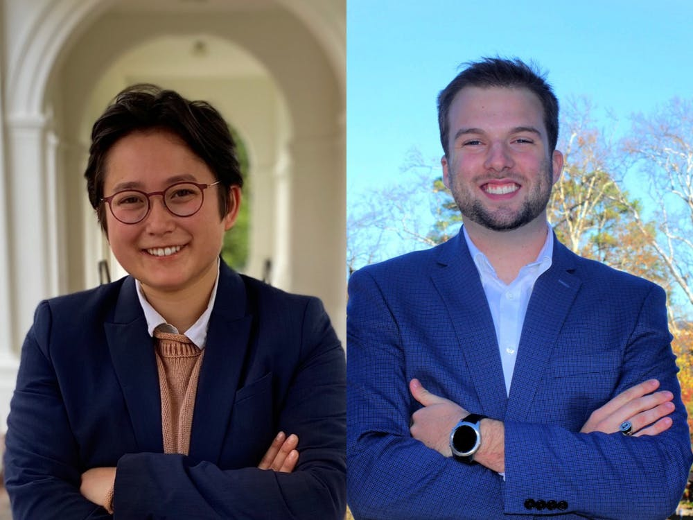 Oxley is campaigning as a solo candidate while Liu is on the same ticket as uncontested candidates third-year College Cecilia Cain, who is running for vice president for administrations and second-year College student Ryan Cieslukowski, who is running for vice president for organizations.