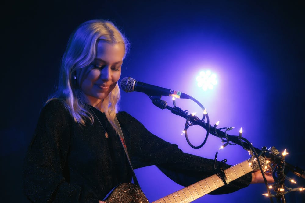 <p>Indie artist Phoebe Bridgers made a small bet on Twitter that resulted in the revamping of the classic song.</p>