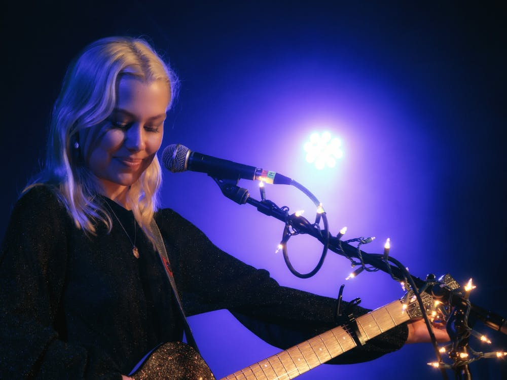 Indie artist Phoebe Bridgers made a small bet on Twitter that resulted in the revamping of the classic song.
