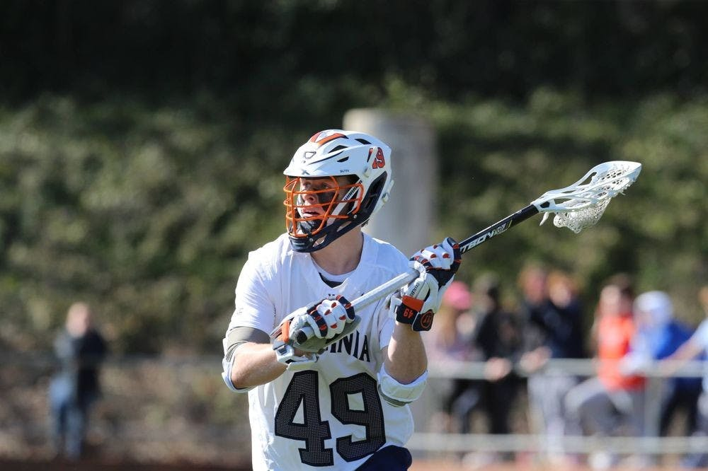 <p>No. 3 men's lacrosse stayed undefeated this week, picking up impressive wins against No. 12 Army then No. 11 Loyola this week.</p>
