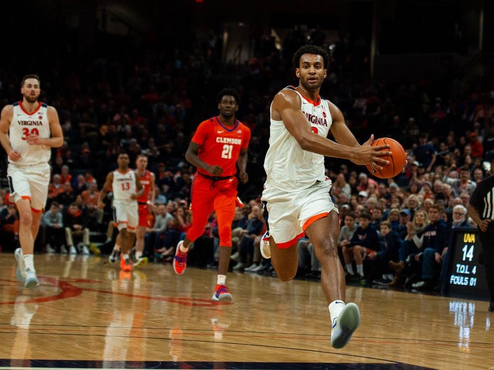 Senior guard Braxton Key put the Cavaliers on his back in the final minutes of Wednesday's contest, scoring nine points in the final 4:50.