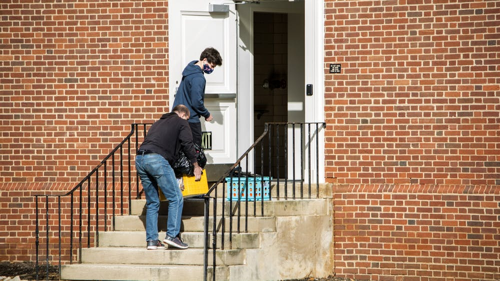 Approximately 27 percent of classes will offer an in-person component, the same percentage as the fall.
