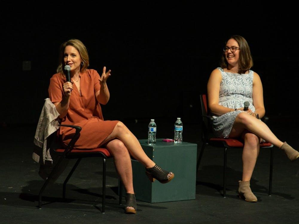 Broadway Talks Back hosted award-winning actress Jessie Mueller on September 22.