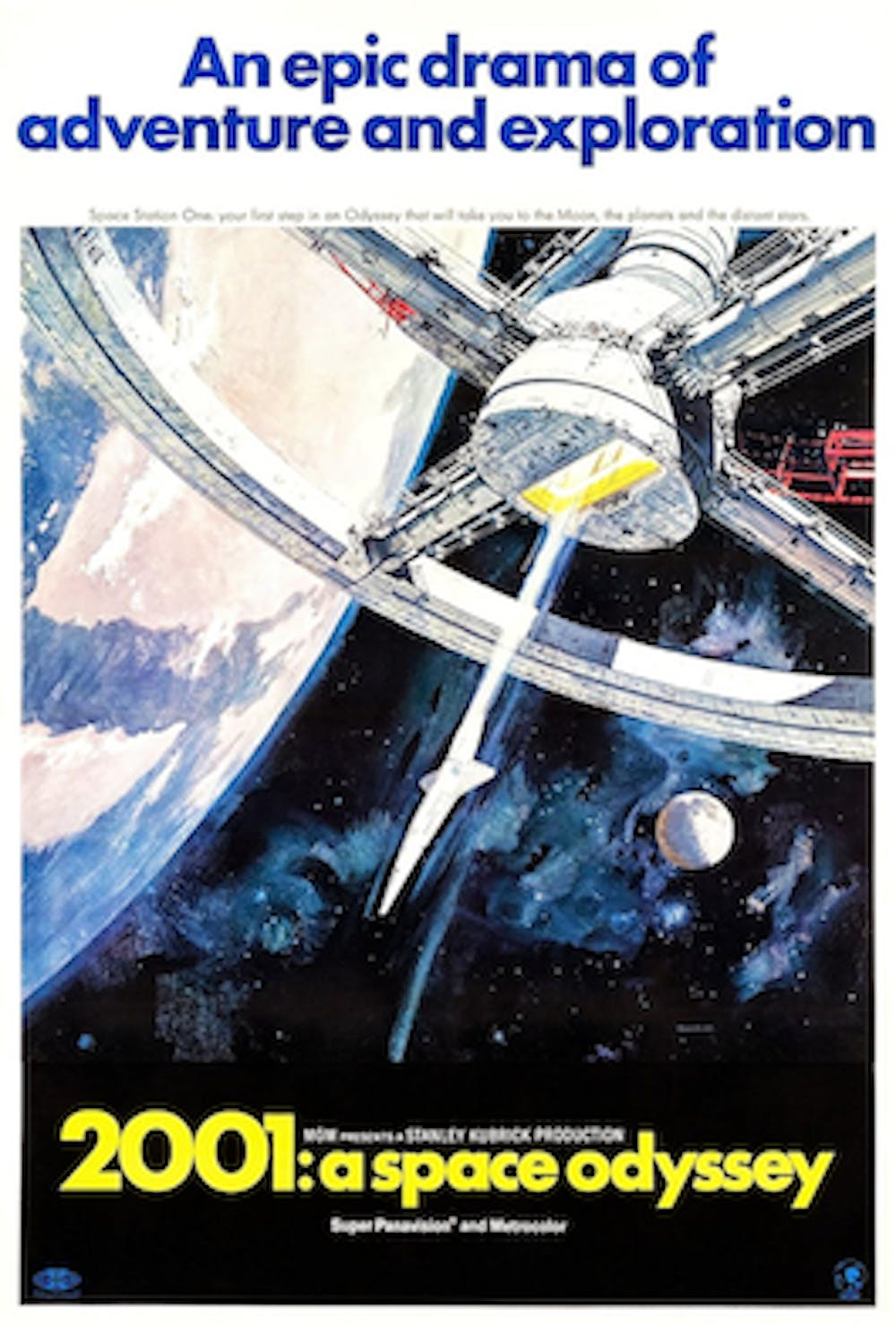"""<p>""""2001: A Space Odyssey"""" was released in theaters across the U.S. and Europe almost 50 years ago.</p>"""