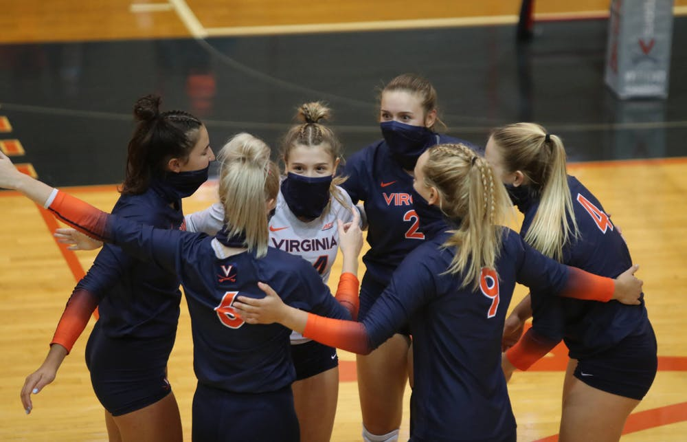 <p>Virginia has won its past three matchups against Virginia Tech, with its last loss coming in 2018.&nbsp;</p>