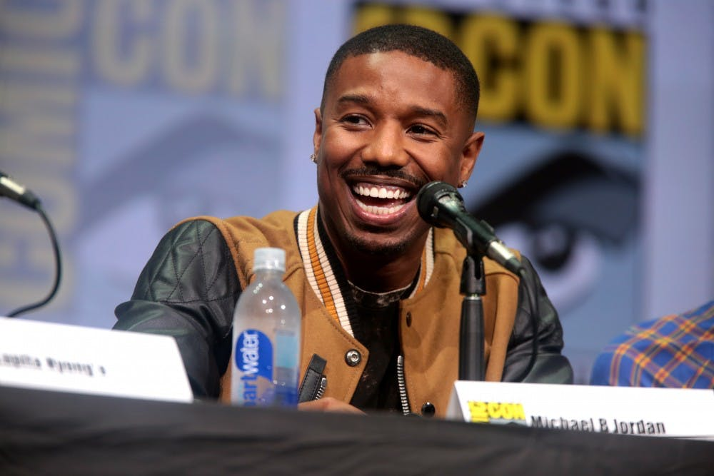 "<p>Michael B. Jordan plays civil rights defense attorney Bryan Stevenson in ""Just Mercy,"" which opened the Virginia Film Festival Wednesday night. &nbsp;</p>"