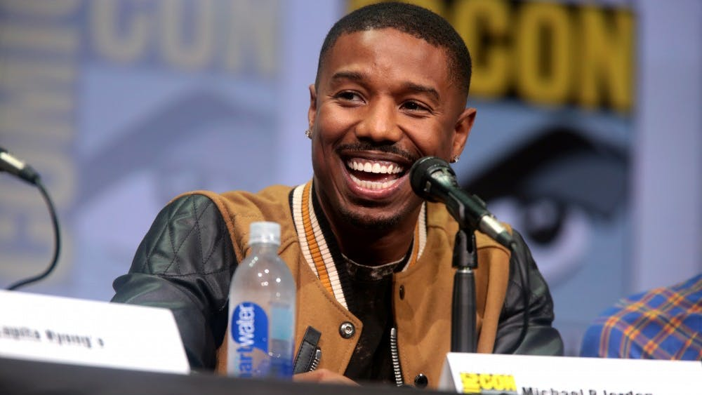 "Michael B. Jordan plays civil rights defense attorney Bryan Stevenson in ""Just Mercy,"" which opened the Virginia Film Festival Wednesday night."