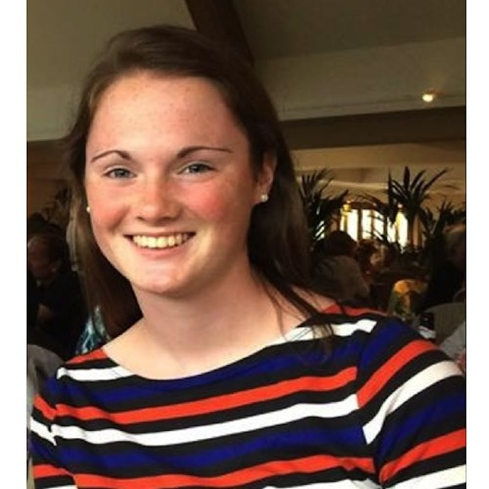 <p>Second-year College student Hannah Graham was last heard from at 1:20 a.m. Saturday morning. Footage shows she was walking along the Downtown Mall shortly after 1 a.m. Saturday morning.</p>