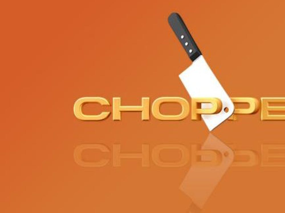 """""""Chopped"""" ranks among the best cooking shows of the century."""