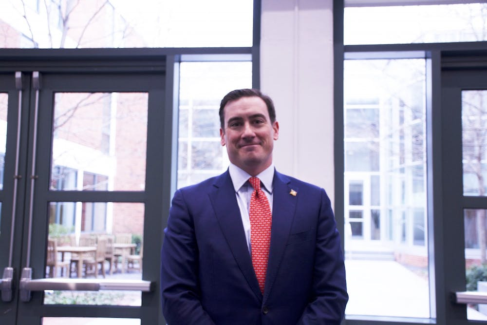 <p>Terwilliger currently serves as the U.S. Attorney for the Eastern District of Virginia. Behind his plethora of titles and degrees, though, are the inevitable challenges he had to overcome — some of which were predominantly caused by his dyslexia.&nbsp;</p>