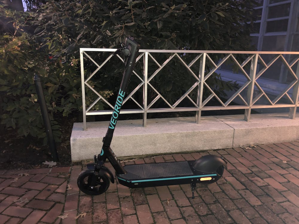 Since the City's pilot program launched nine months ago, over 200,000 rides have been taken on e-scooters.